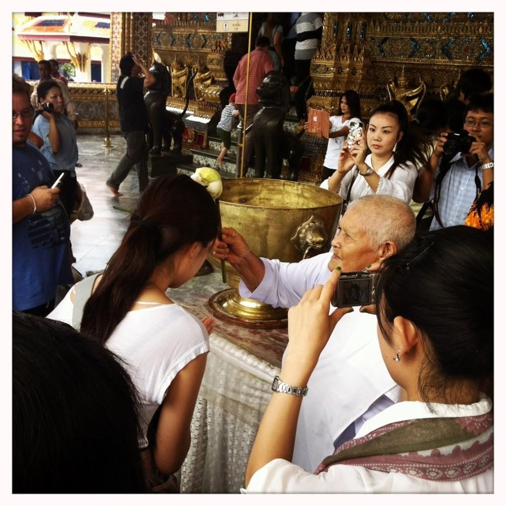Bangkok - Wat Phra Kaew & Grand Palace