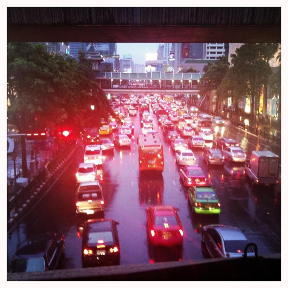 Bangkok - Traffic