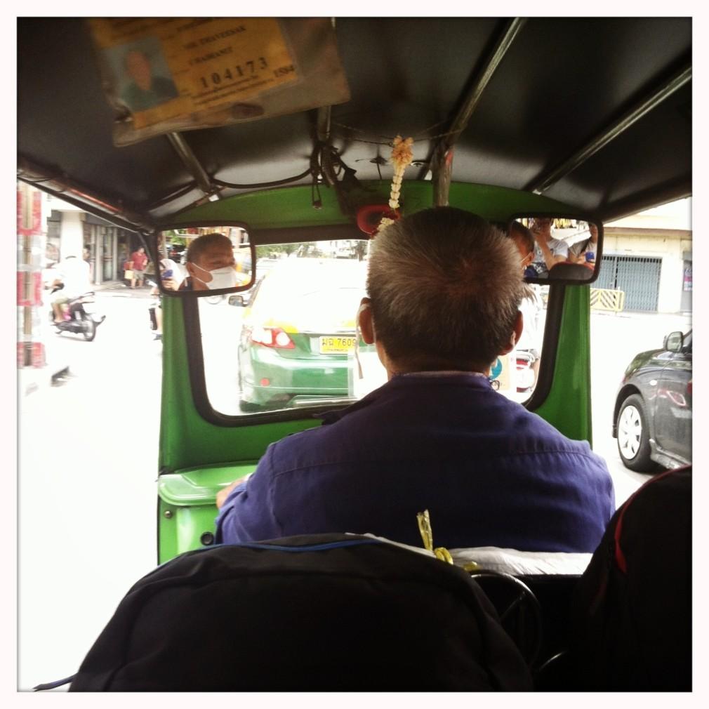 Bangkok - Tuk Tuks