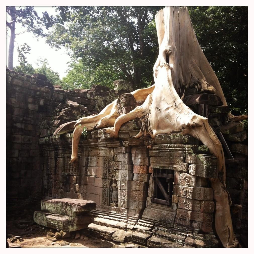 Angkor Wat: Preah Khan
