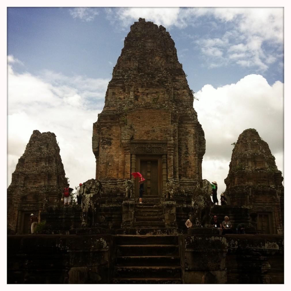 Angkor Wat: Östlicher Mebon