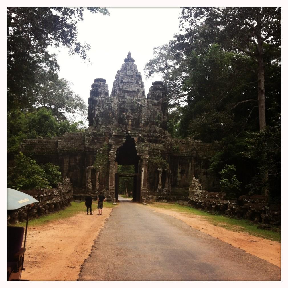 Angkor Wat: Victory Gate