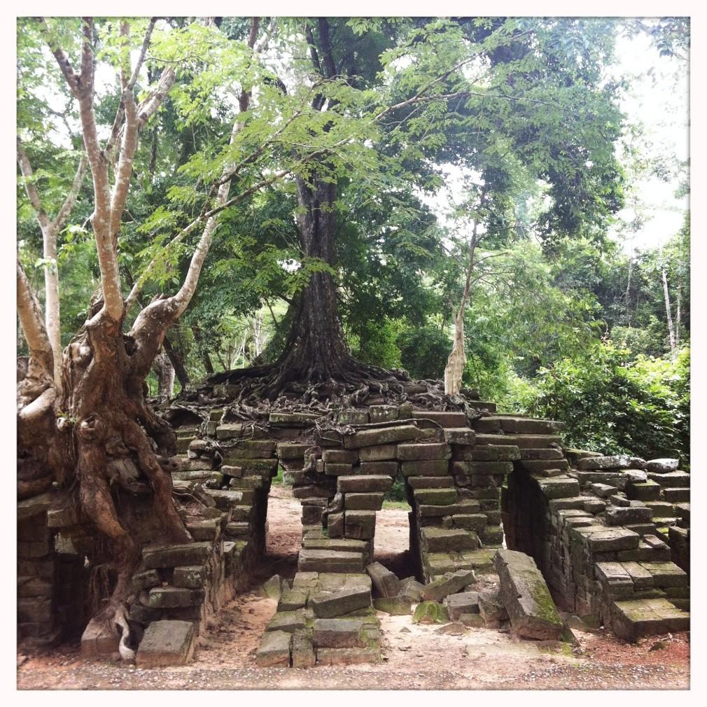 Angkor Wat: Spean Thma