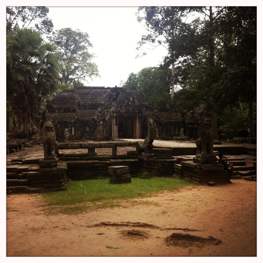 Banteay Kdai