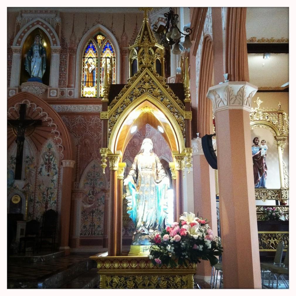 Chanthaburi – Kathedrale zur Jungfräulichen Empfängnis