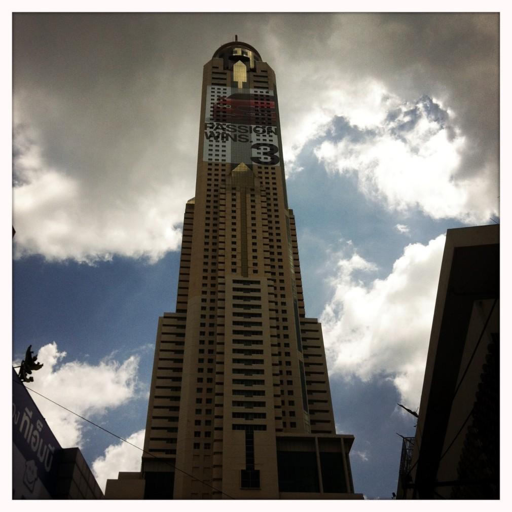 Bangkok Hochhäuser