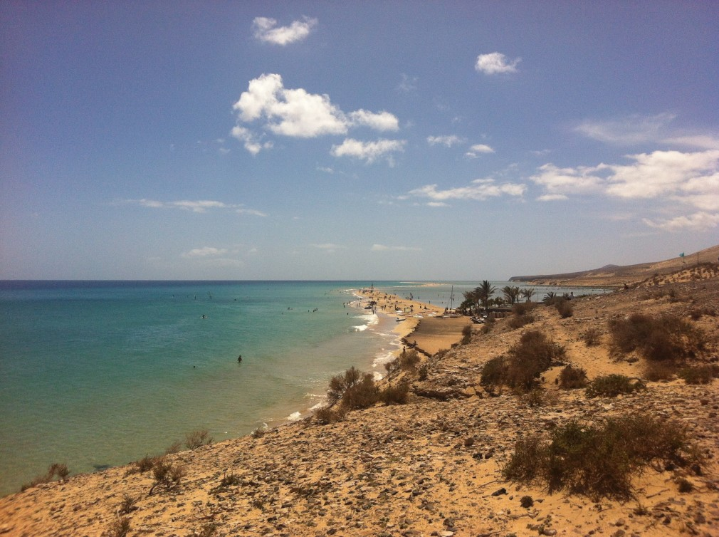 Fuerteventura - Playa Braca