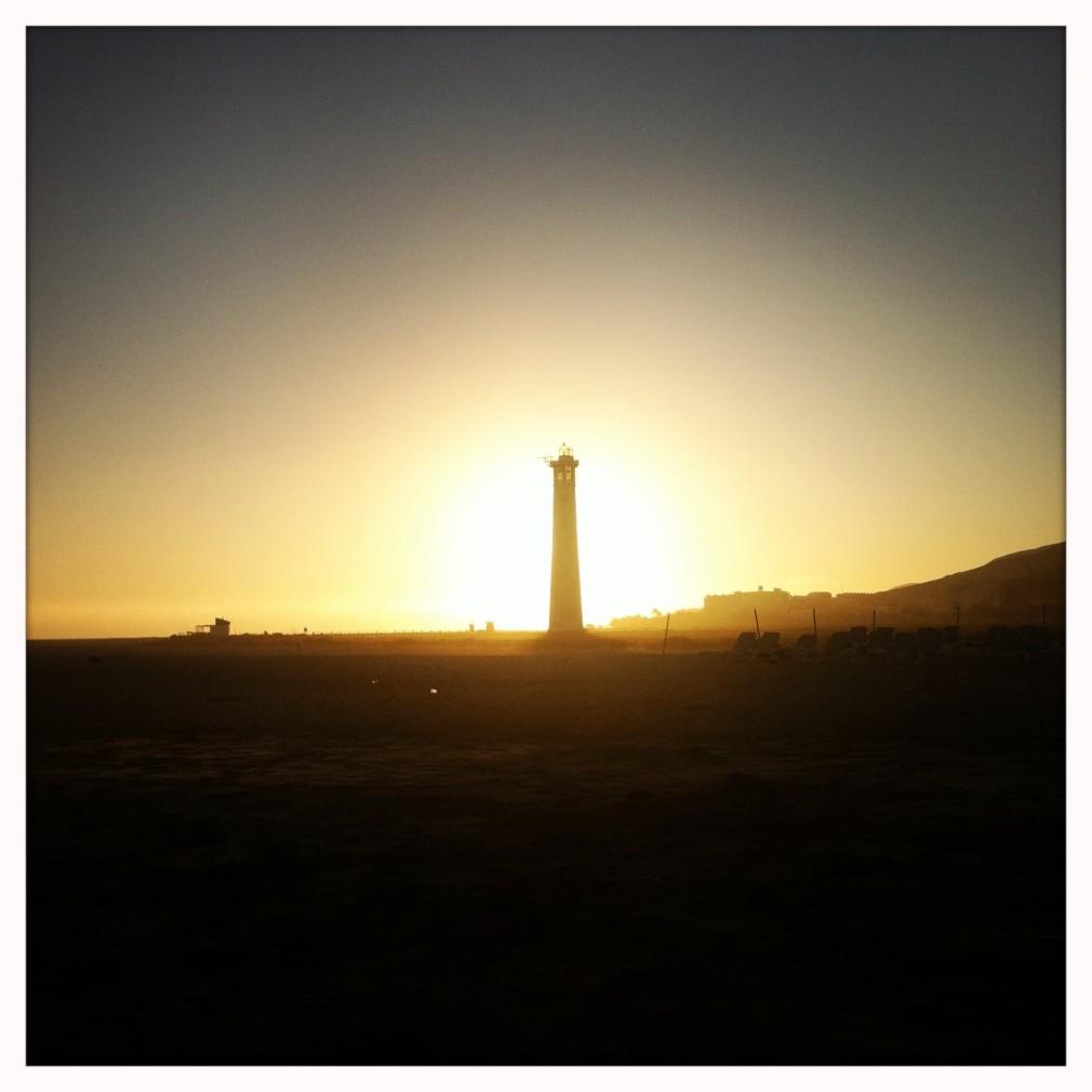 Fuerteventura - Jandía: Faro de Jandía