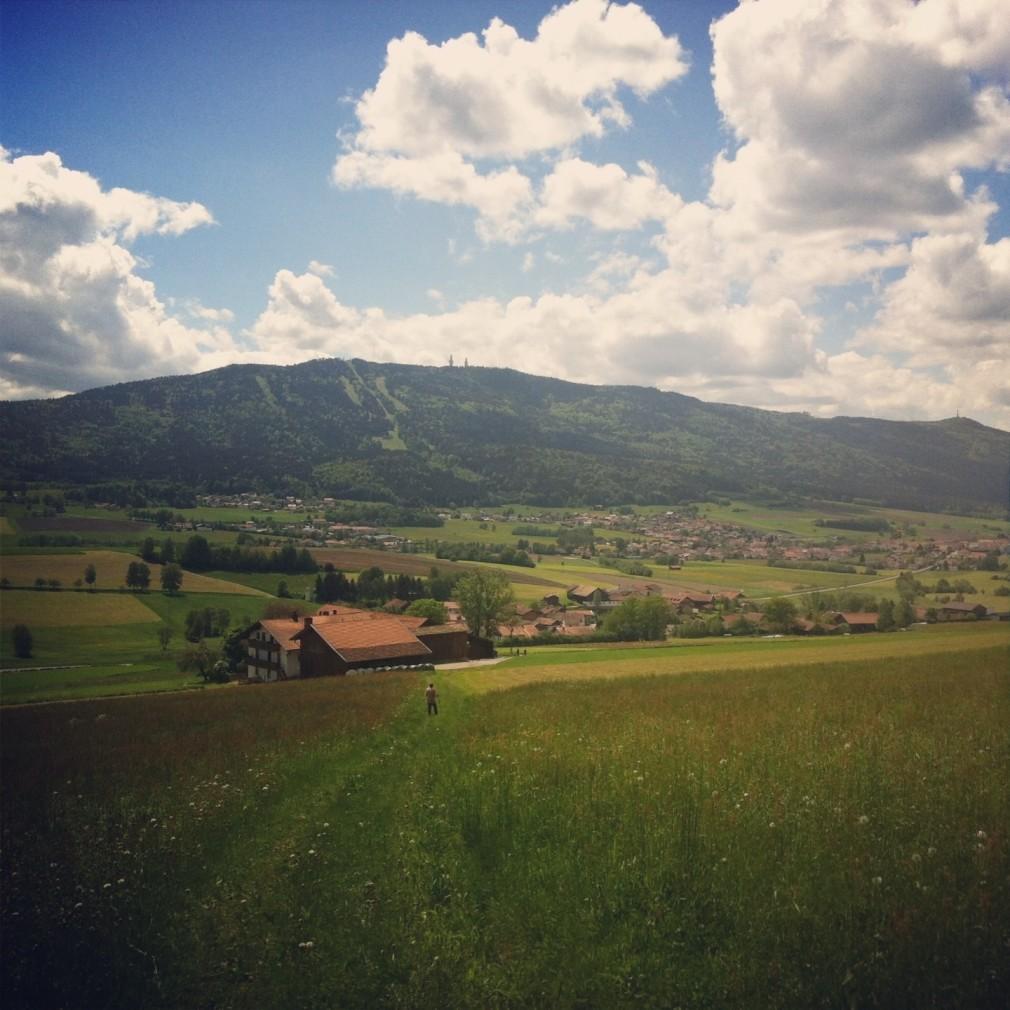 Bayerischer Wald - rund um Neukirchen beim Heiligen Blut - Hoher Bogen