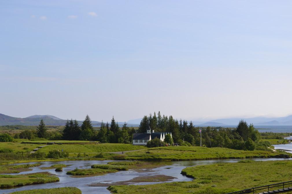 Island – Þingvellir – Nationalpark