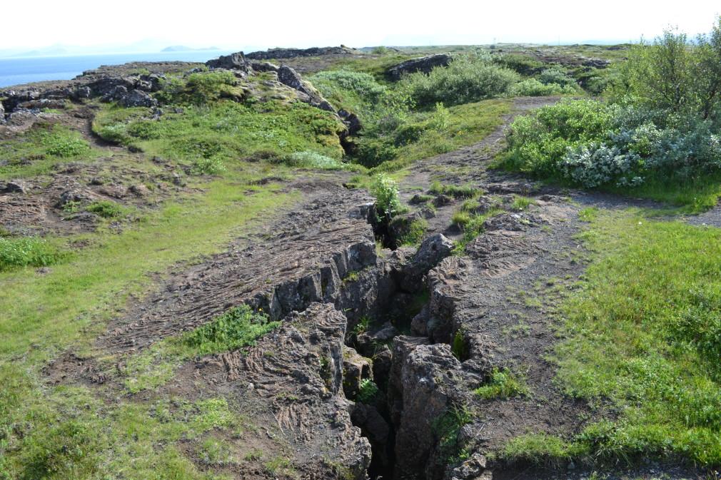 Island - Þingvellir - Nationalpark