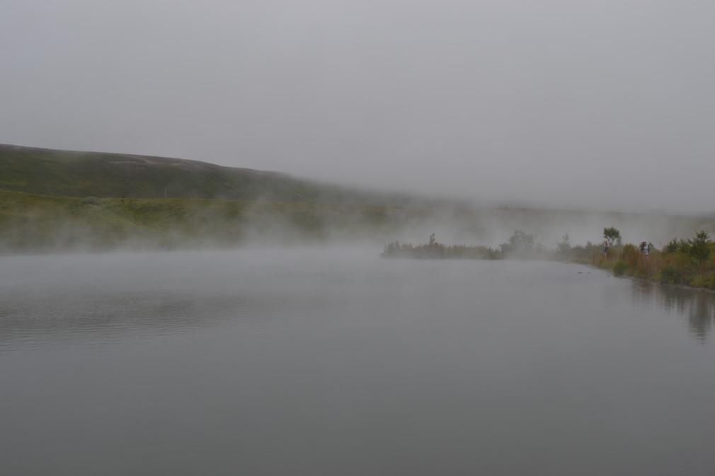 Geothermalsee bei Husavik