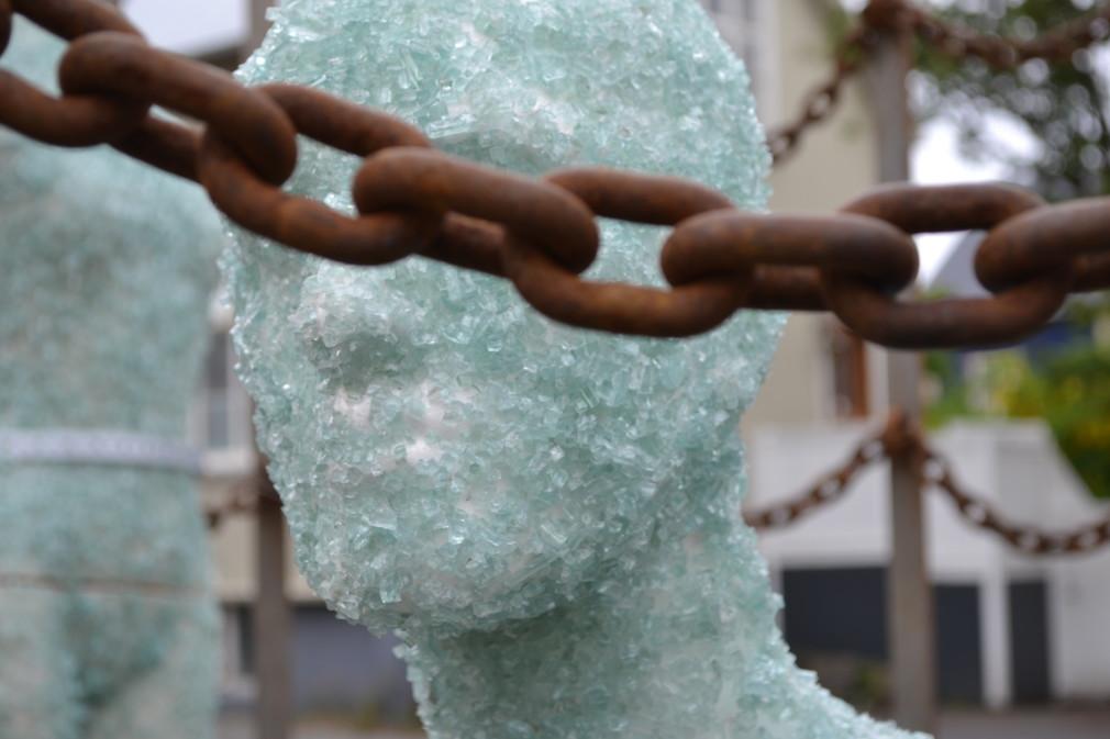 Reykjavik: Glaskörper