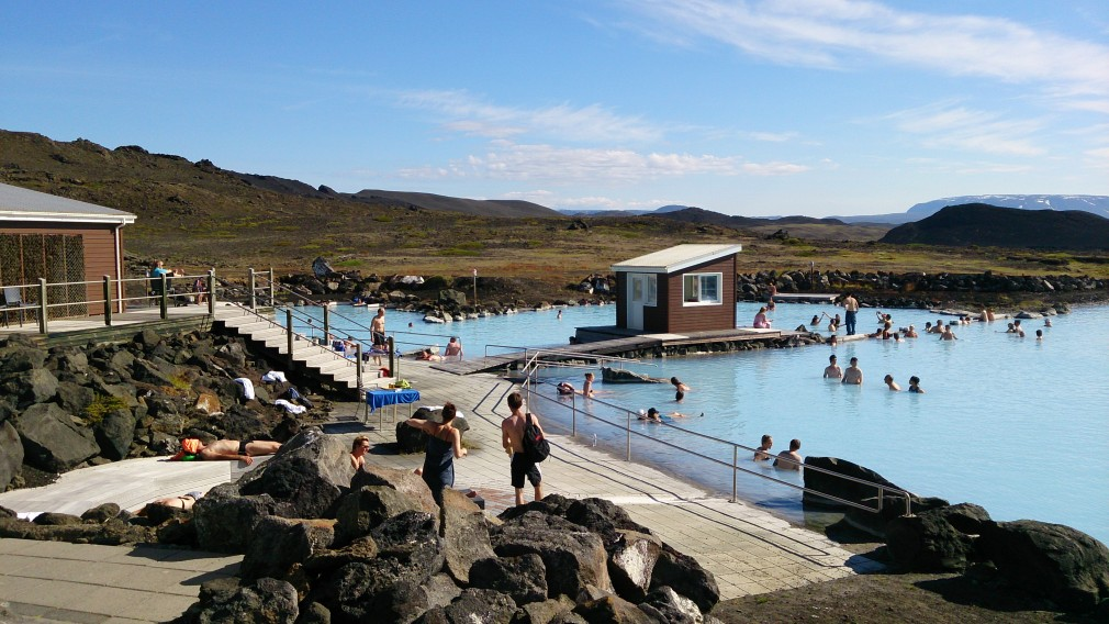 Jardbodin-Schwimmbad
