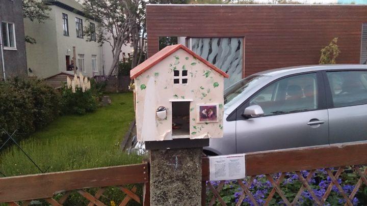 Island – Reykjavik: Elfenhaus
