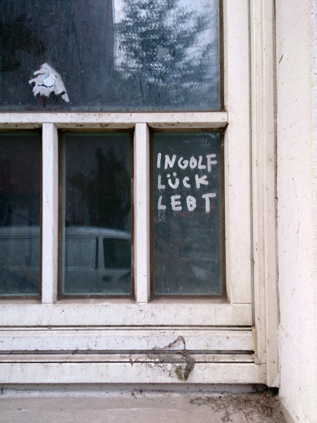 """Ingolf Lück lebt"""