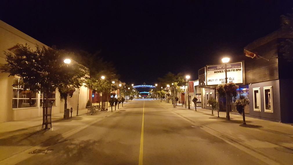Downtown Niagara Falls, Ontario, Queen Street