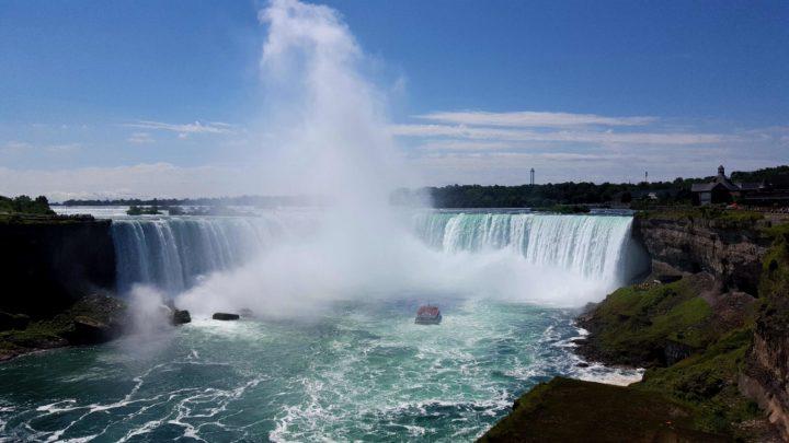 Niagarafälle (Horseshoe Falls)
