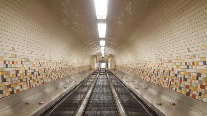 New York, Subway Lexington Avenue