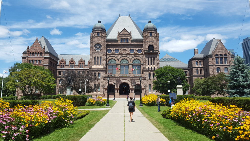 """Legislative Assembly of Ontario"", Toronto"