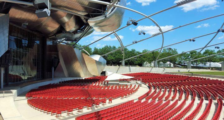 Chicago - Jay Pritzker Pavilion