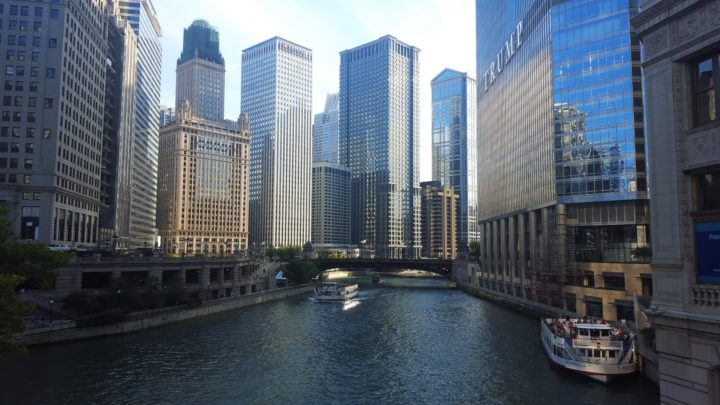 Chicago - Wabash Avenue Bridge