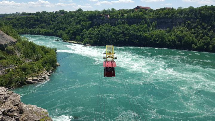Niagara Falls - Whirlpool Rapids
