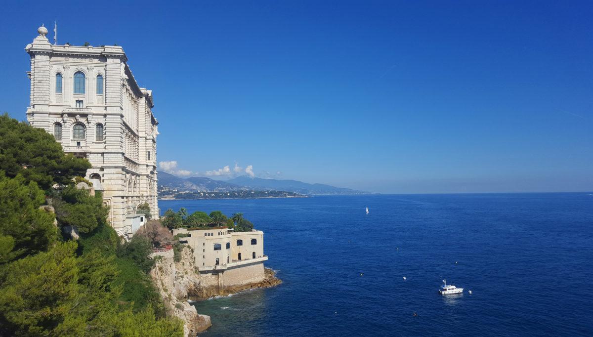 Monaco - Monaco - Ozeanographisches Museum