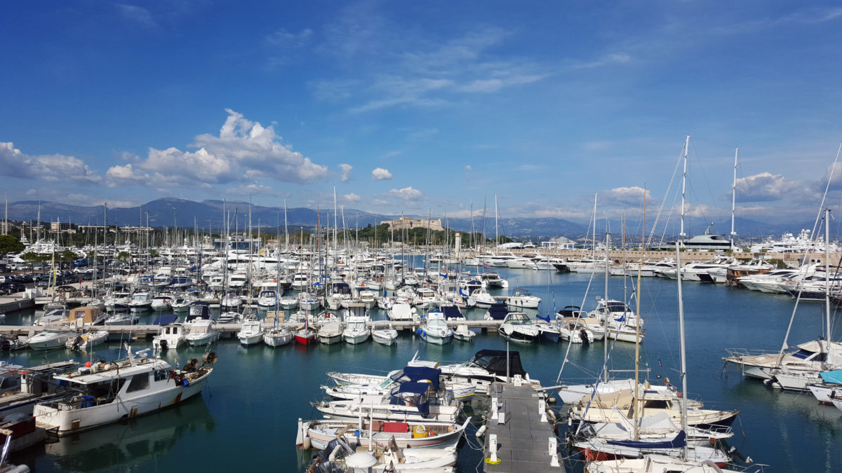 Antibes: Port Vauban