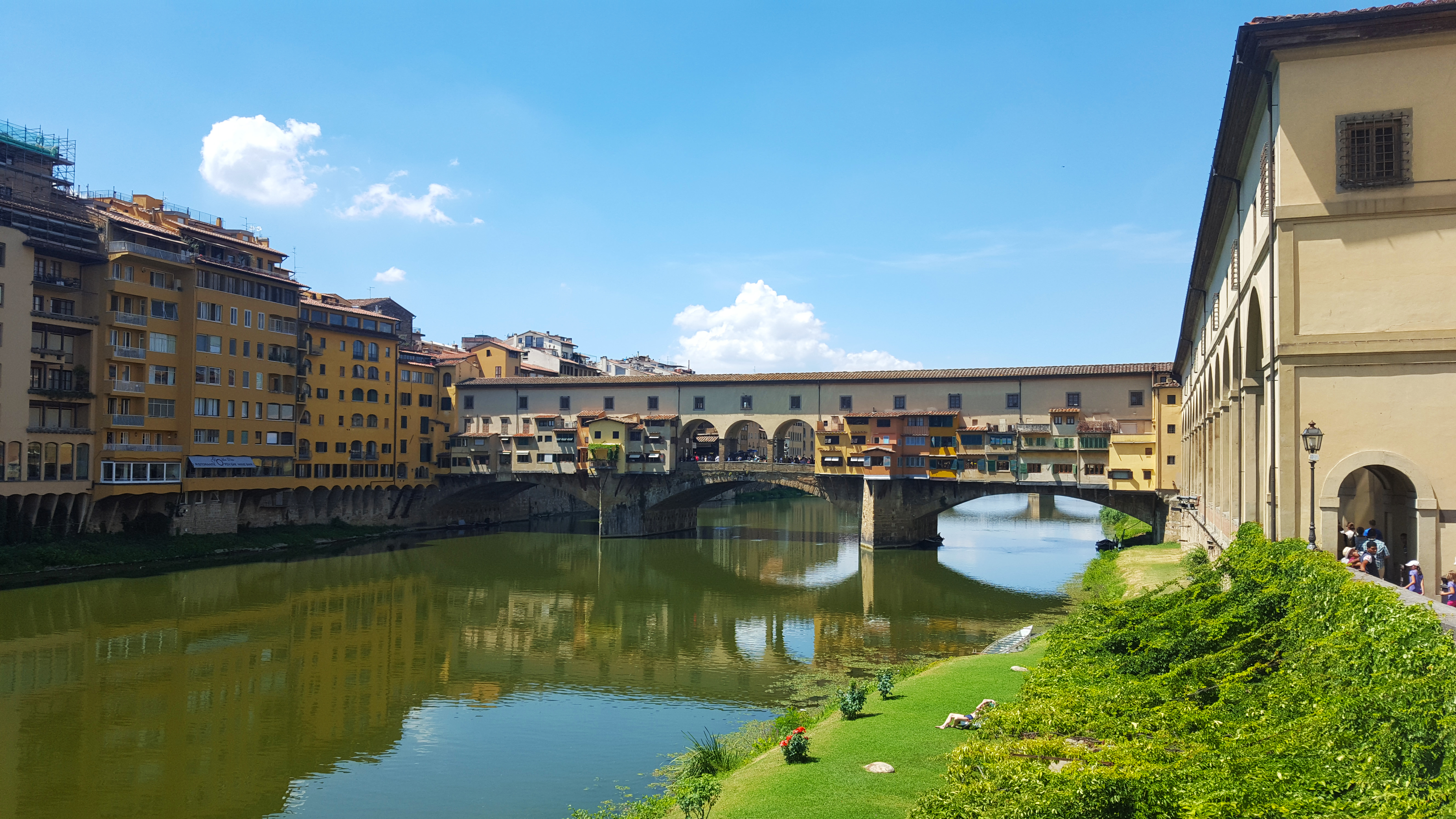 ponte vecchio florenz. Black Bedroom Furniture Sets. Home Design Ideas