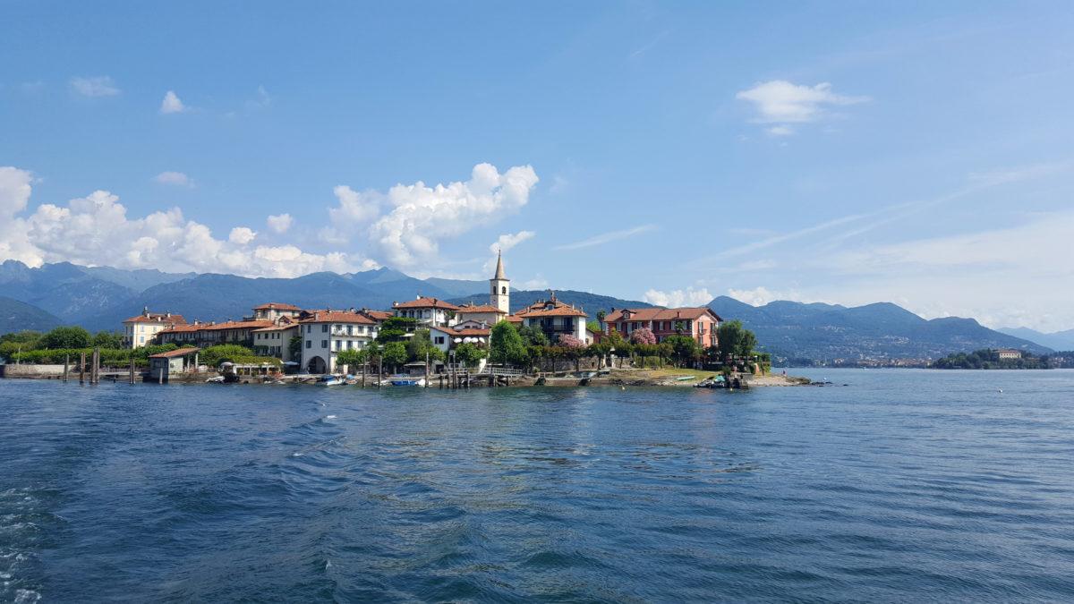 Blick auf die Isola dei Pescatori