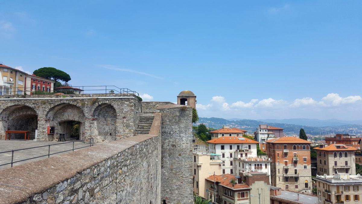 Hoch über der Stadt: Das Castello San Giorgio
