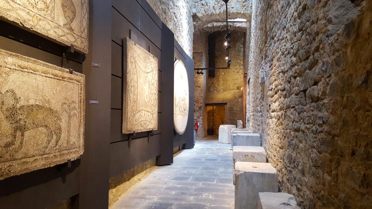 Museum im Castello San Giorgio