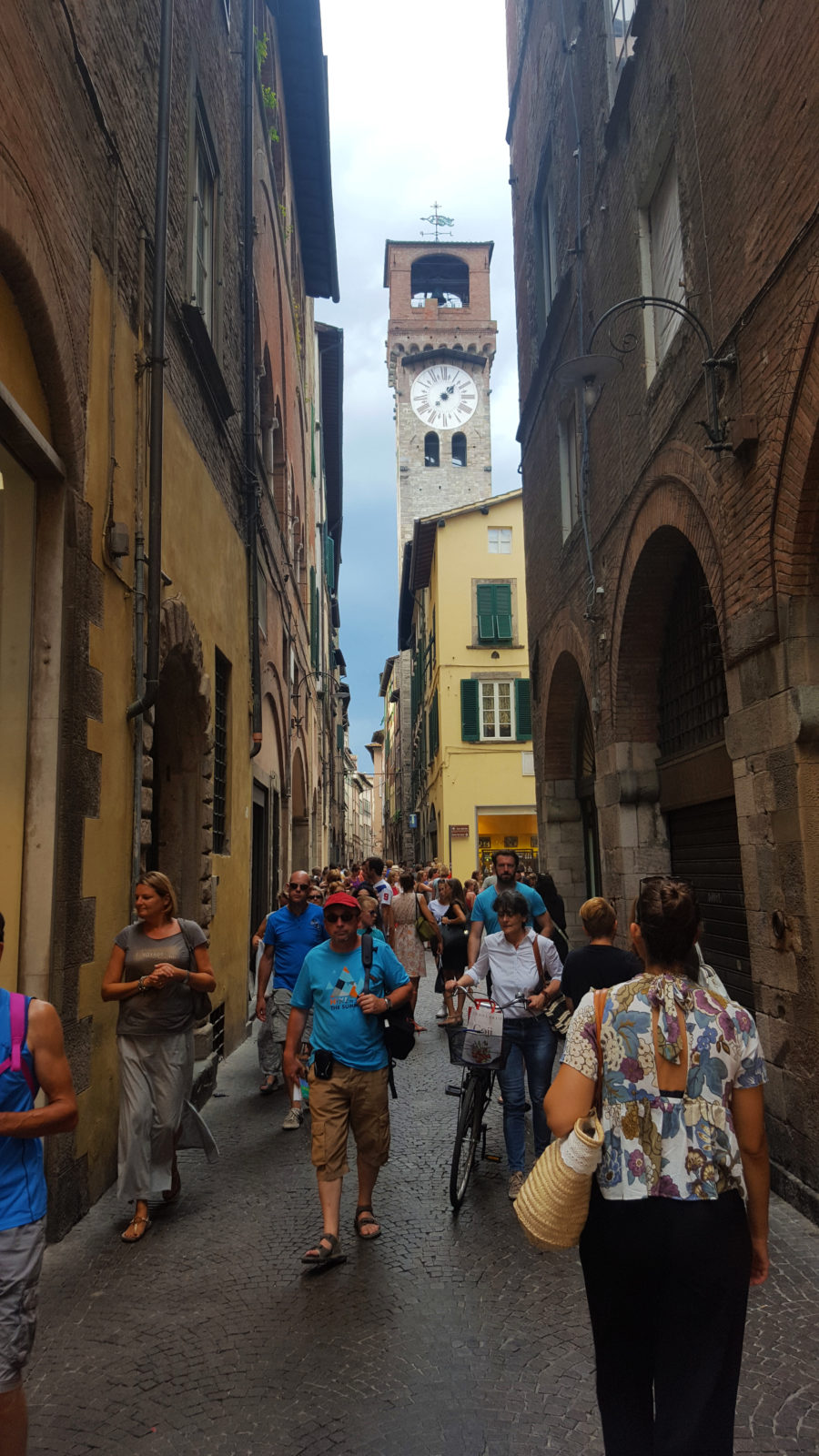 Luccas Innenstadt