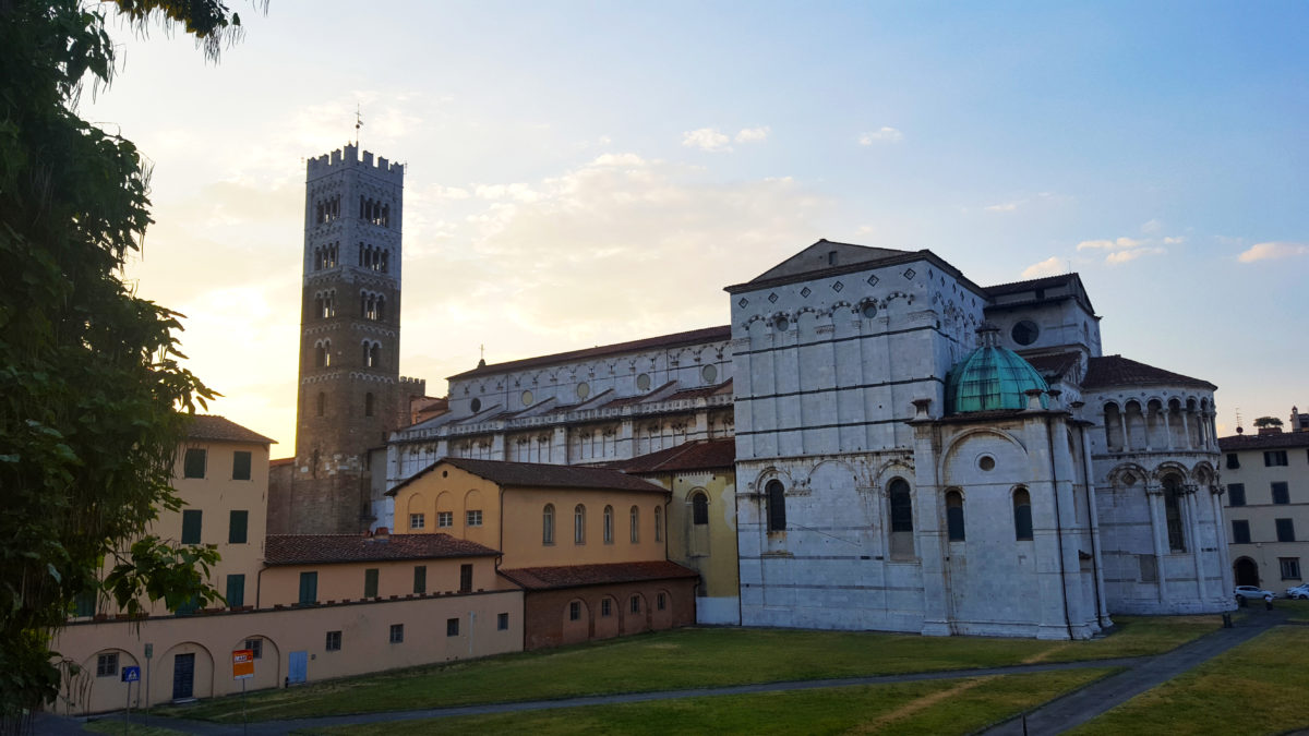 Kathedrale San Martino in Lucca