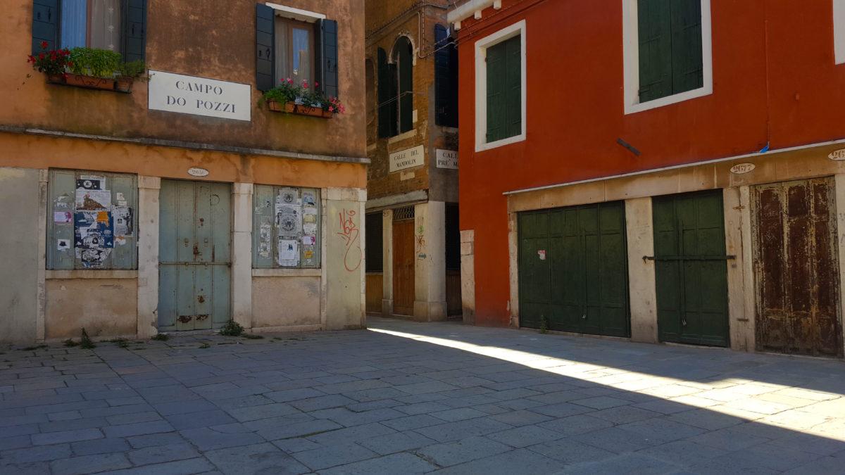 Campo do Pozzi, Venedig