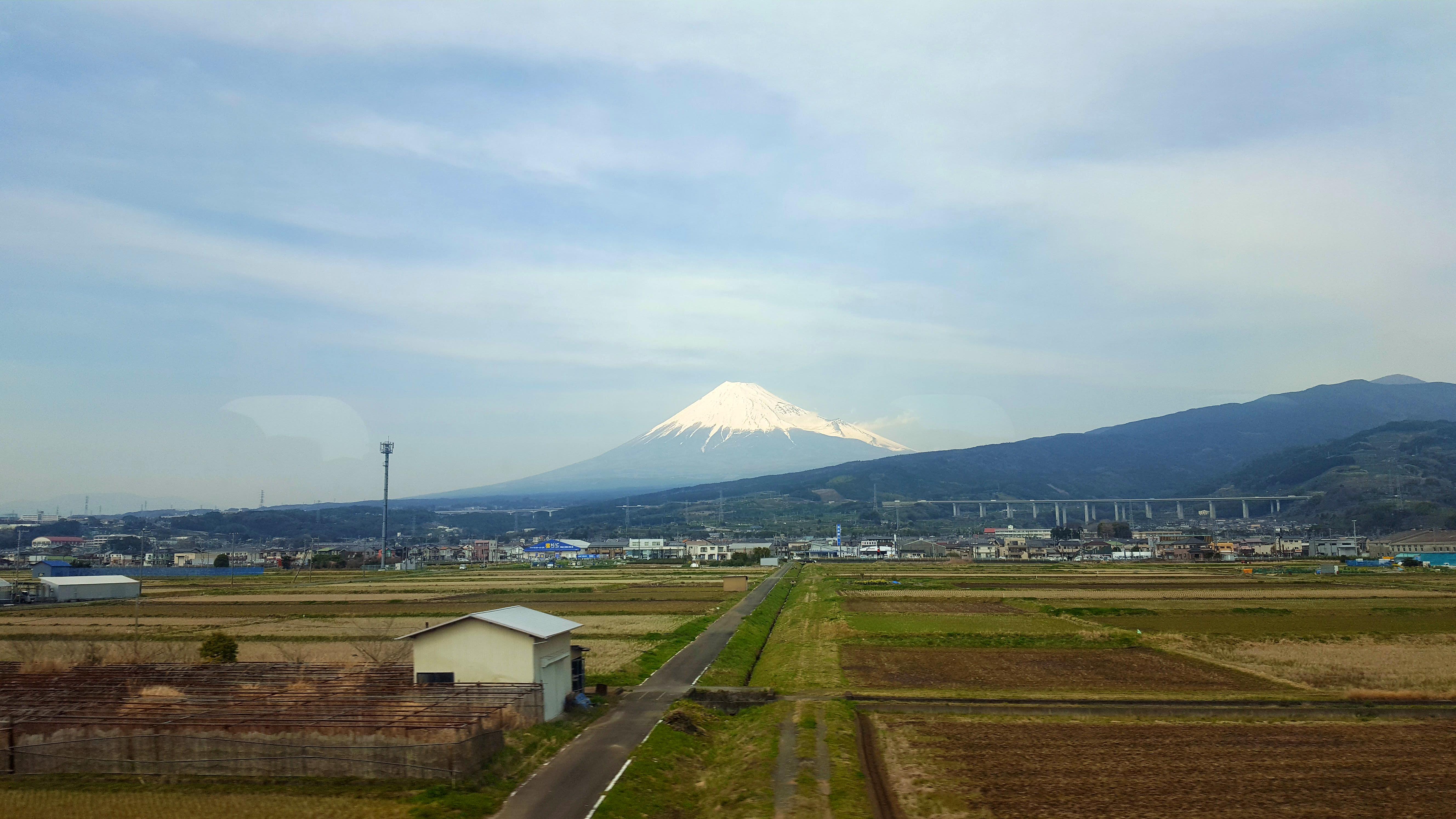 Japans höchster Berg: Der Fuji