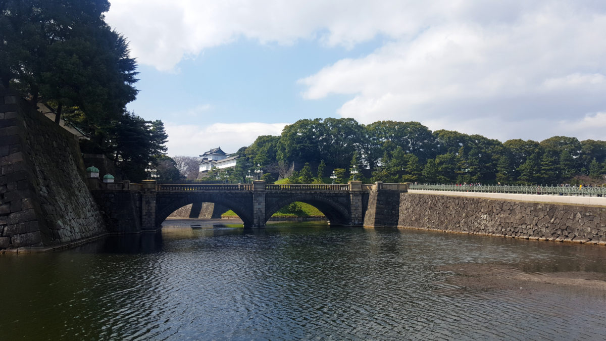 Kaiserpalast in Tokyo