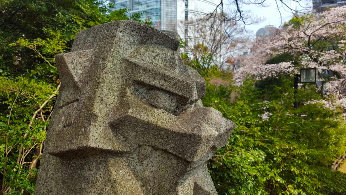 Tōgō-Schrein in Harajuku, Tokyo
